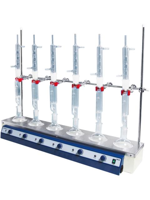 Analog Aluminum-case Multi Heating Mantles