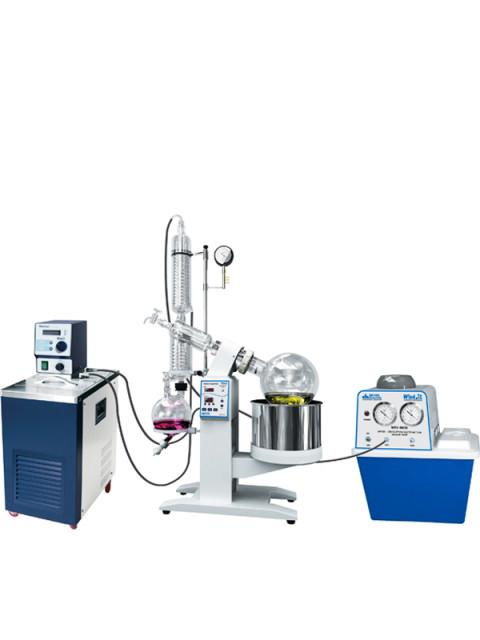 Digital Rotary Evaporator Full System